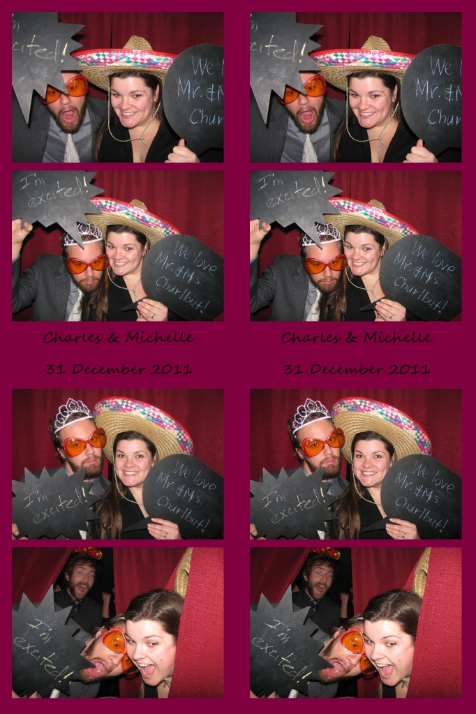 Venice Photo Booth for Weddings and Events