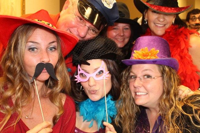 Venice Photo Booth, Parties, Weddings, Corporate Events  (431)