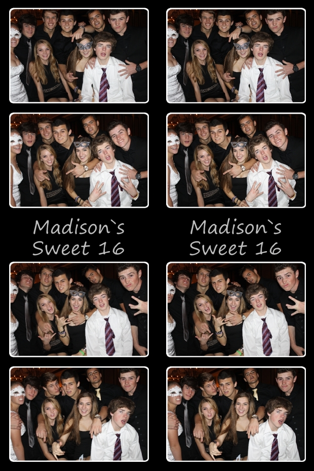Venice Photobooth, Madison Sweet16, Polo Grill (5)