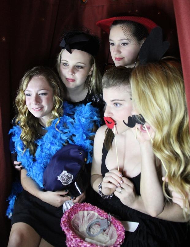 Venice Photobooth, Sweet Sixteen,
