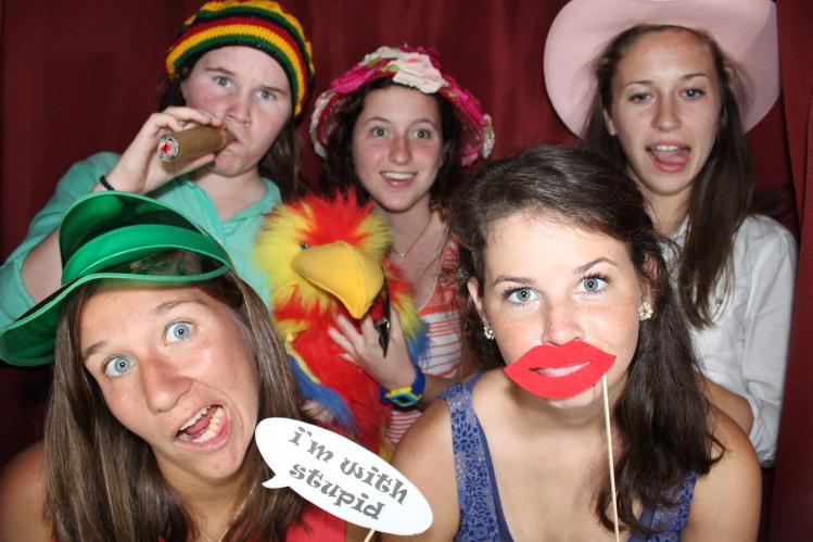 Graduation party Photo Booth, Bradenton