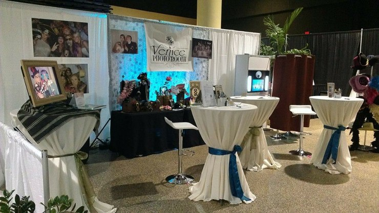 Bridal Show, Venice Photo Booth