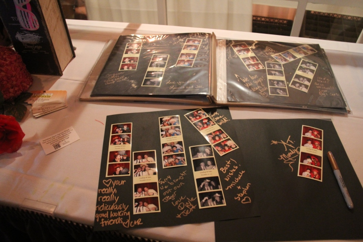 Photo album view