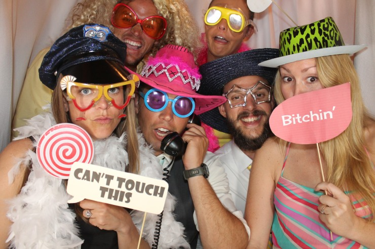 venice photobooth experience