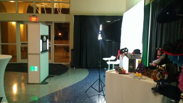 Venice Photo Booth  Open Style Set up , Sarasota