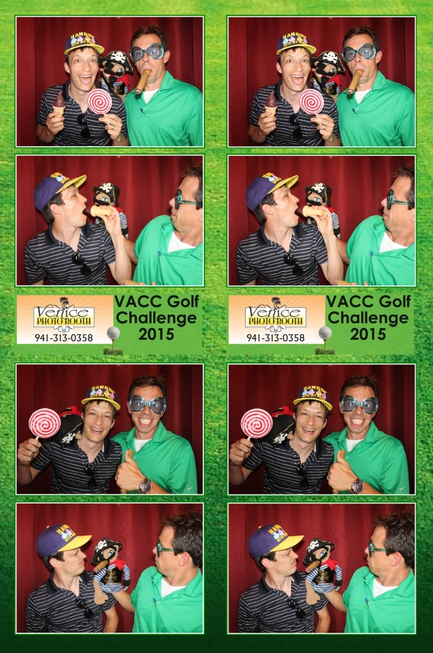 Venicephotobooth for Golf Challenge