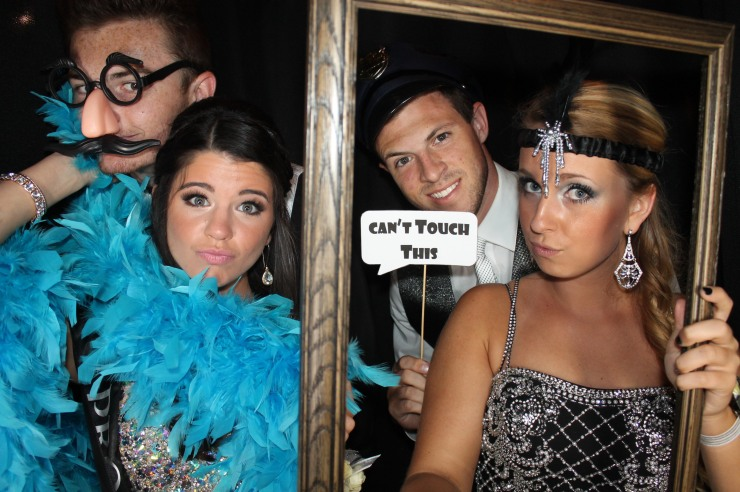 Prom with Sarasota Photo Booth